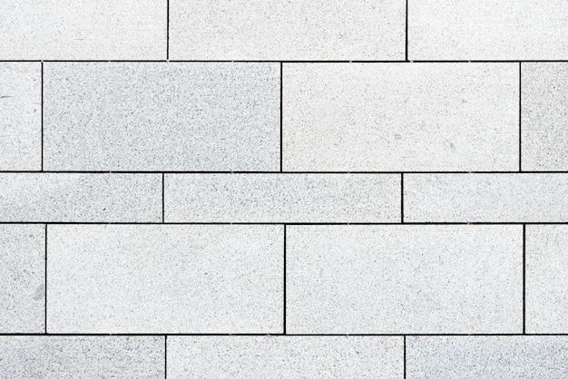 Moderne steinmauer