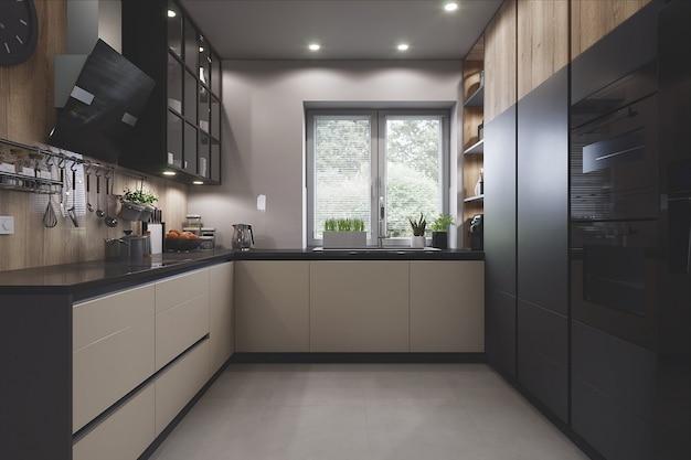 Moderne & stilvolle küche
