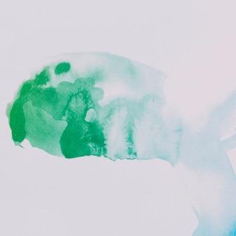 Moderner aquarellhintergrund mit abstrakter auslegung