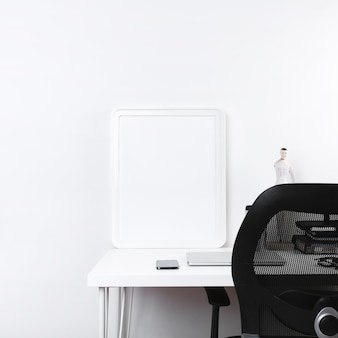 Moderner büroplatz