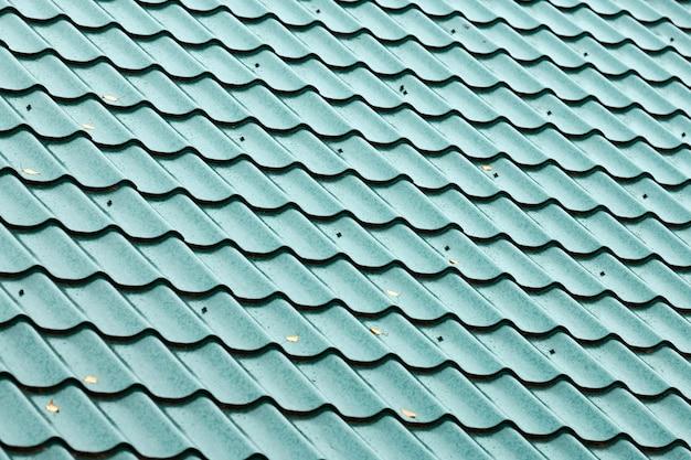 Moderner dachziegel.