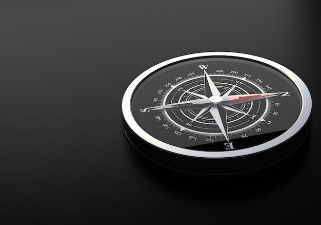 Moderner kompass