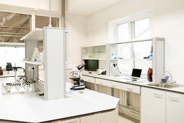 Moderner laborraum