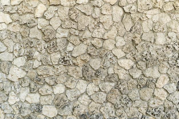 Moderner steinblockwandhintergrund. stein textur.