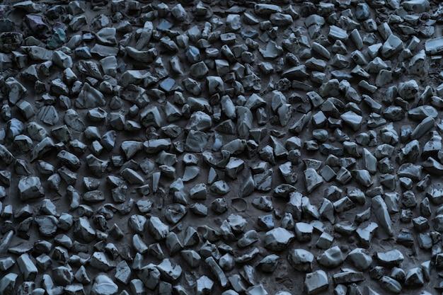 Moderner steinmauerhintergrund. stein textur.
