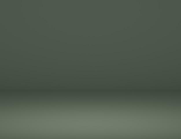 Moderner studio-hintergrund abstrakter grauer korallenroter steigungshintergrund leerer raumstudioraumanzeige