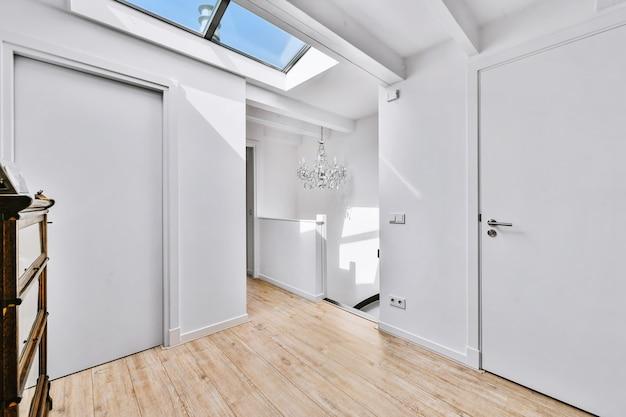 Modernes haus interieur