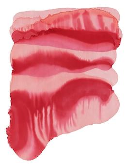 Modernes innenplakat. fluid art. alkoholtinte textur.