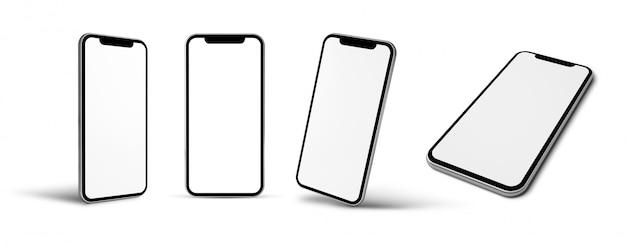 Modernes mobile isoliert