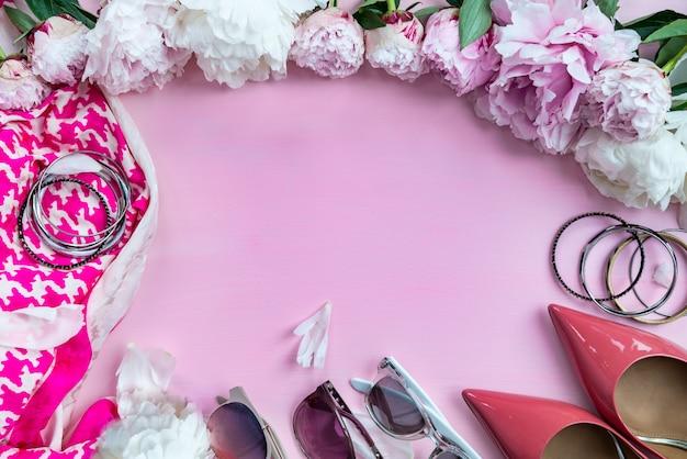 Modische accessoires für damen