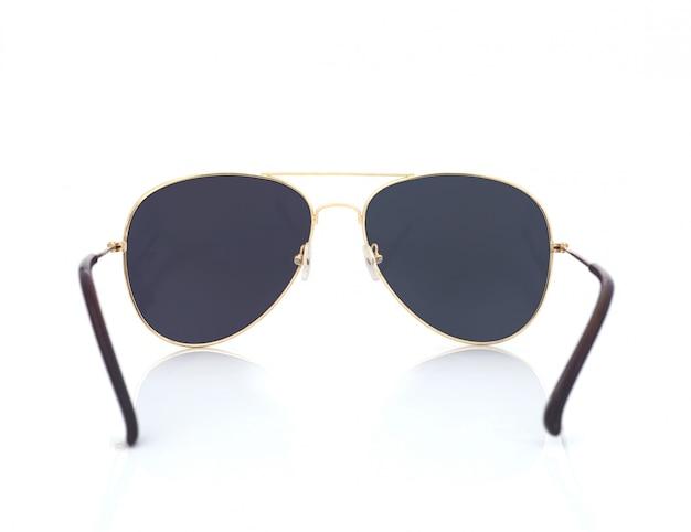 Modische spiegel sonnenbrille
