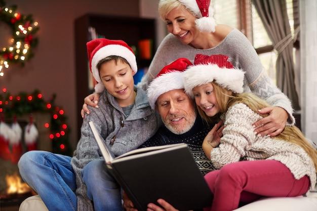 Möchten sie noch eine weihnachtsgeschichte hören?
