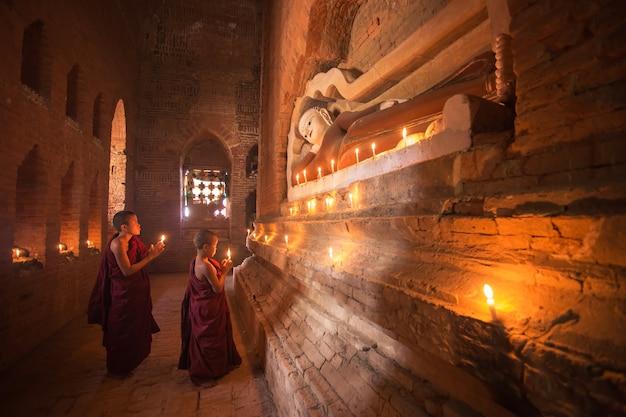 Mönch von bagan