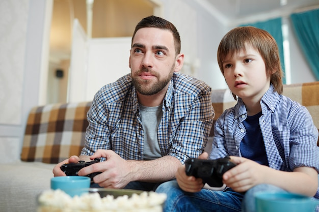 Moment des spiels videospiele