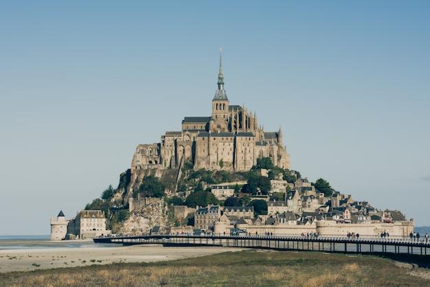 Mont saint michel abtei