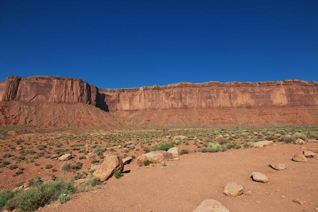 Monument valley in utah und arizona