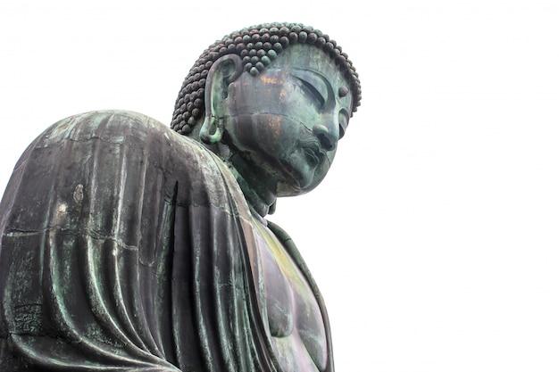 Monumentale bronzestatue von amitabha buddha.
