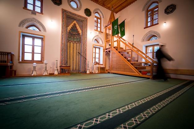 Moschee innenraum