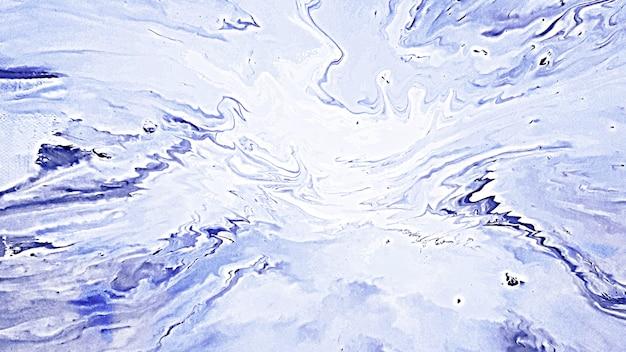 Motion abstrakte blaue spritzer, bunter grunge-hintergrund. eleganter und luxuriöser 3d-illustrationsstil für hipster- und aquarellvorlagen