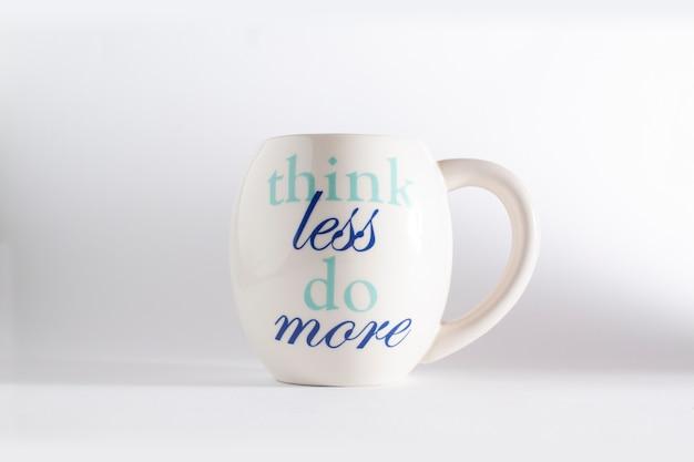 Motivotional kaffeetasse