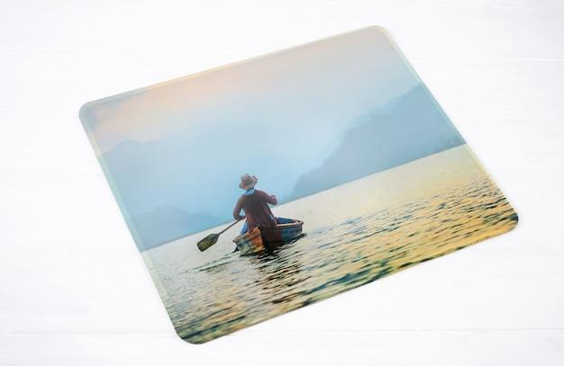 Mousepad in persönlichem design mit schönem foto