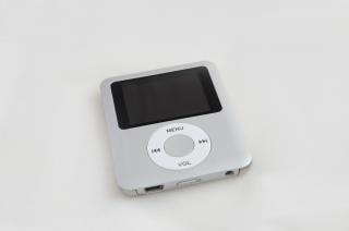Mp3-player, video