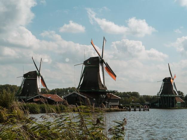 Mühlen in amsterdam