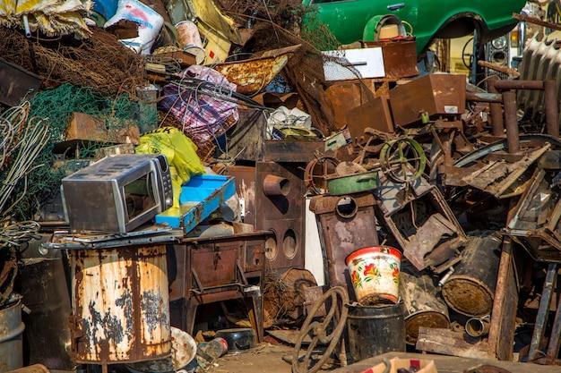 Müllhaufen