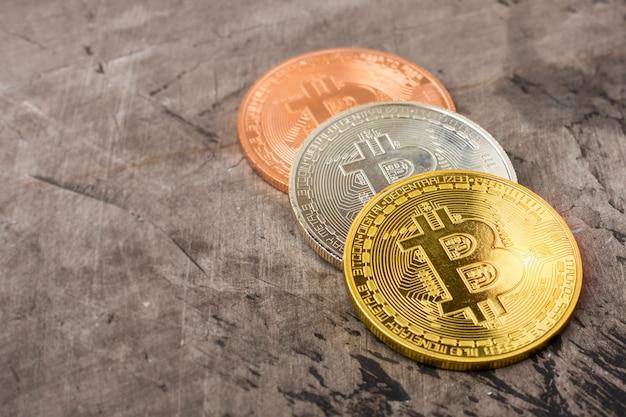 Münzen bitcoin mit speicherplatz.