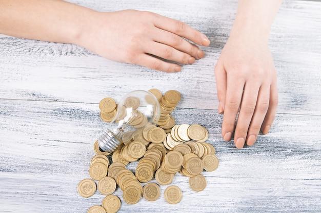 Münzen geschäftswachstum neue ideen für den erfolg