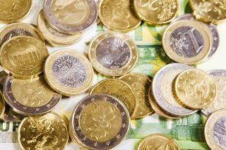 Münzen, münze, stapel
