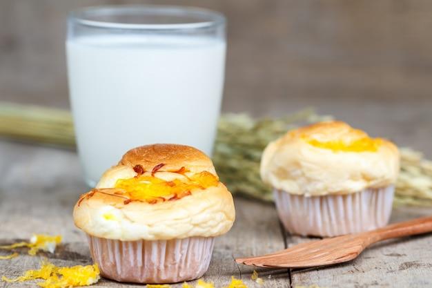 Muffin-goldene fäden