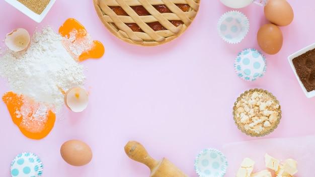 Muffins herstellen