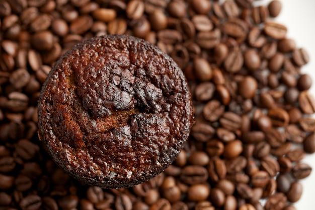 Muffins mit kaffeegeschmack