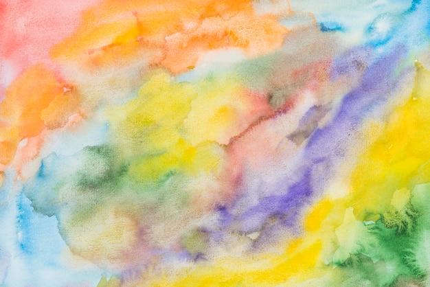 Multi farbiger abstrakter beschaffenheitshintergrund