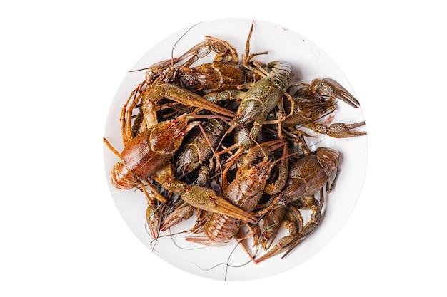 Muscheln gebackene frischkäsesauce meeresfrüchte-snack auf dem tisch kopieren raum essen hintergrund rustikal