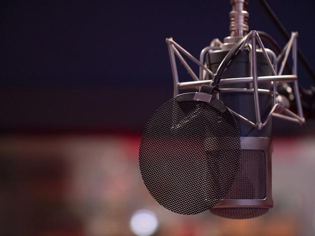 Musik-recorder-studio-instrument zum mischen ihres sounds.