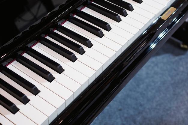 Musikinstrument für klaviertastatur
