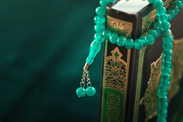 Muslimische gebetsperlen