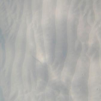 Muster am strand, gardner bay, espanola island, galapagos-inseln, ecuador
