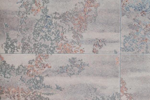 Muster aus natursteinen