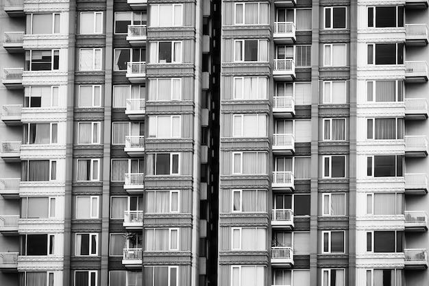 Muster der architektur geometrisch