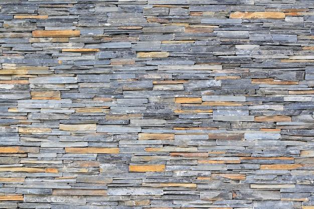 Muster der dekorativen schiefersteinwandoberfläche