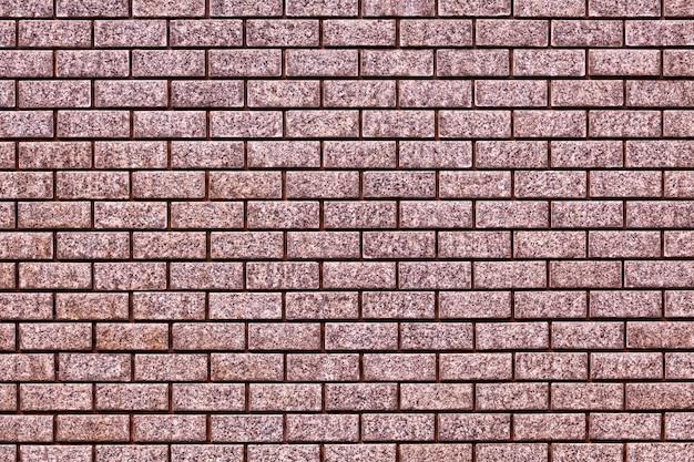 Muster der grunge-backsteinmauer