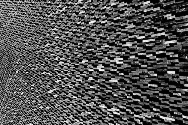 Muster des dekorativen schwarzen marmorwandhintergrundes