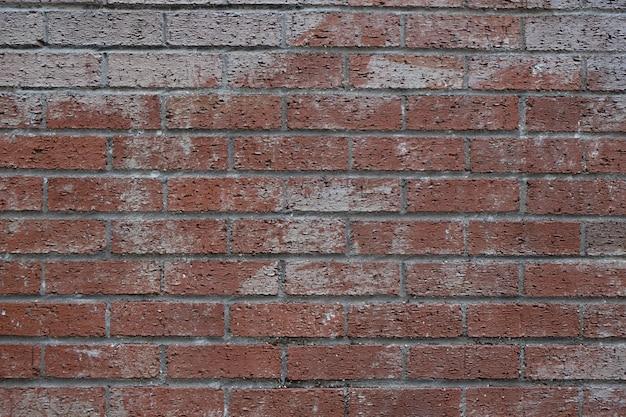 Muster des ziegelstein- und blockhintergrundes