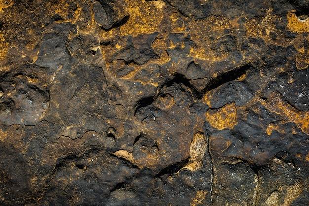Muster und details auf der steinoberfläche natürlich schön