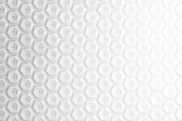 Muster von sechsecken