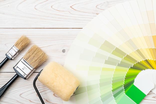 Musterfarben katalog pantone oder farbmuster buch