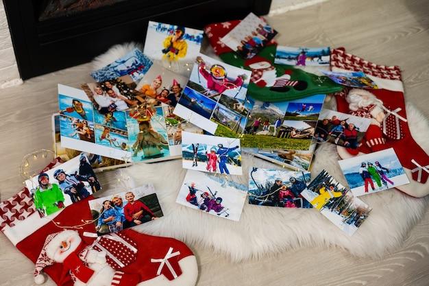 My family travel photobooks, familienreise-fotoalbum